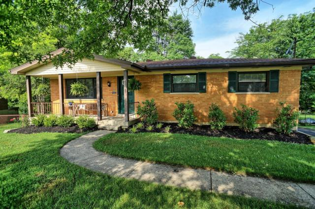 3641 Gailynn Drive, Green Twp, OH 45211 (#1583594) :: The Dwell Well Group