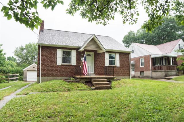 413 Pershing Avenue, Lockland, OH 45215 (#1583721) :: Bill Gabbard Group