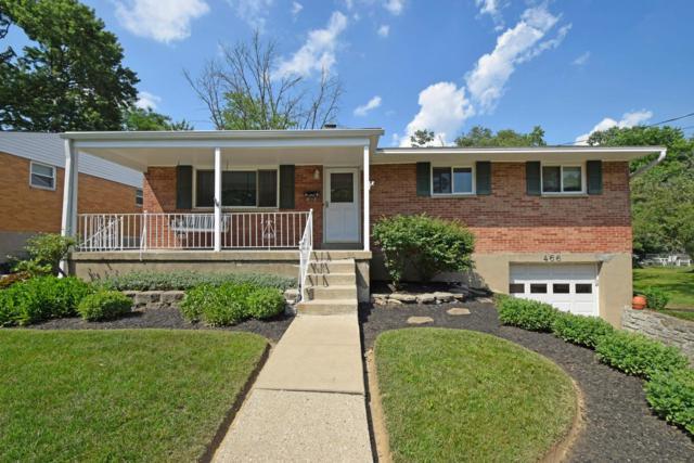 466 Grandin Avenue, Springdale, OH 45246 (#1584516) :: Bill Gabbard Group