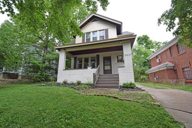 3415 Linwood Avenue, Cincinnati, OH 45226 (#1584571) :: Bill Gabbard Group