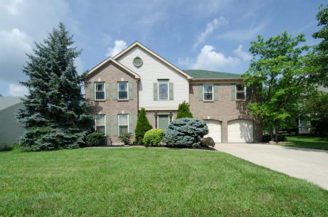5119 Clovercrest Court, Mason, OH 45040 (#1587032) :: Bill Gabbard Group