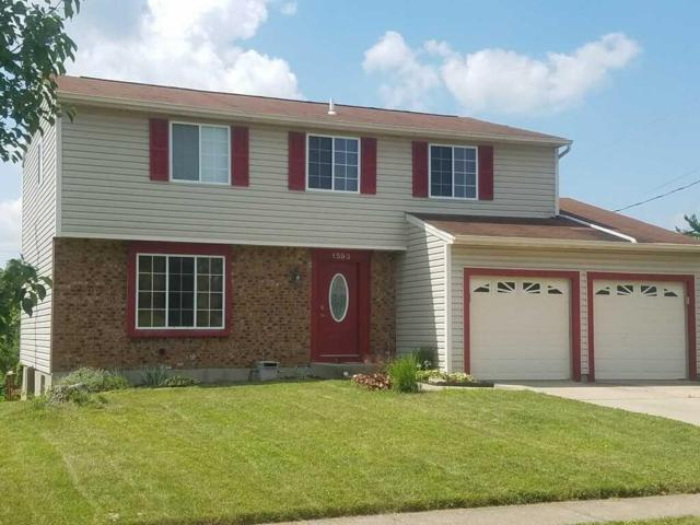 1593 Napoleon Lane, Forest Park, OH 45240 (#1587506) :: Bill Gabbard Group