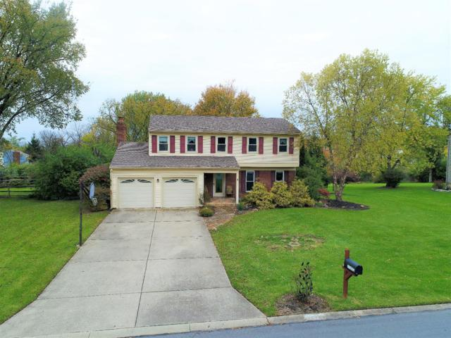 7639 E Whitehall Circle, West Chester, OH 45069 (#1587936) :: Bill Gabbard Group