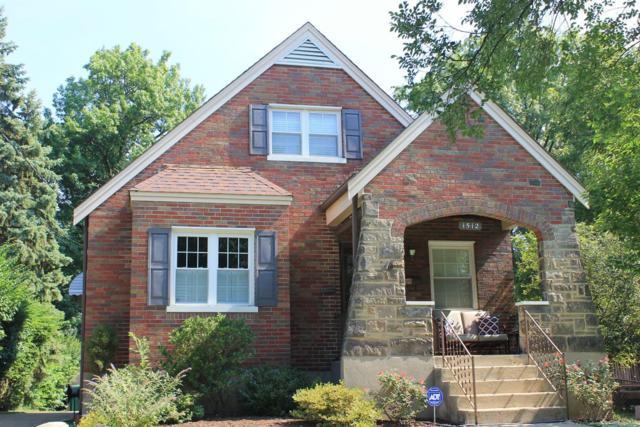 1512 Wittekind Terrace, Cincinnati, OH 45224 (#1588361) :: Bill Gabbard Group
