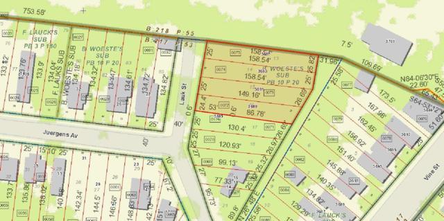 3687-3693 Lauk Street, Cincinnati, OH 45220 (#1599963) :: Bill Gabbard Group