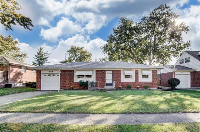 548 Palmerston Drive, Cincinnati, OH 45238 (#1600694) :: Bill Gabbard Group