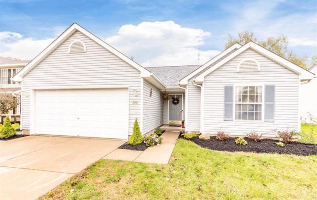 208 Clara Drive, Trenton, OH 45067 (#1601025) :: Bill Gabbard Group