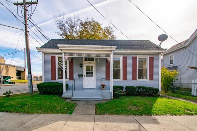 124 N Cooper Avenue, Lockland, OH 45215 (#1602086) :: Bill Gabbard Group