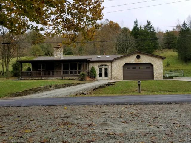 16098 Snail Creek Road, Brookville, IN 47012 (#1602354) :: Bill Gabbard Group