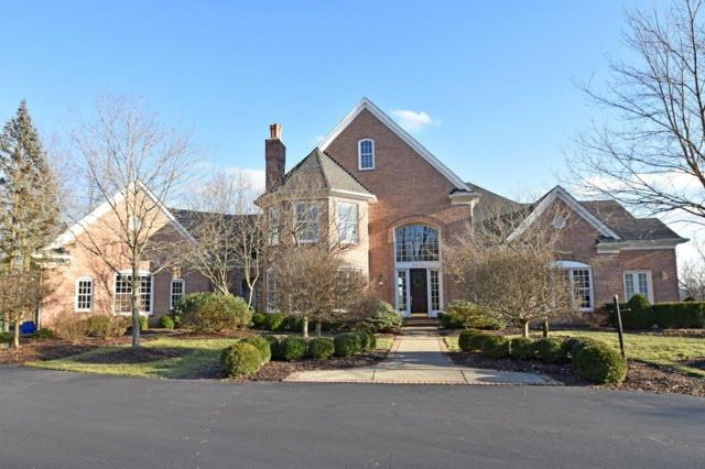 9855 Fox Hollow Lane, Indian Hill, OH 45243 (#1610175) :: Chase & Pamela of Coldwell Banker West Shell