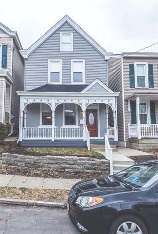 2121 Herrick Avenue, Cincinnati, OH 45208 (#1610887) :: Chase & Pamela of Coldwell Banker West Shell