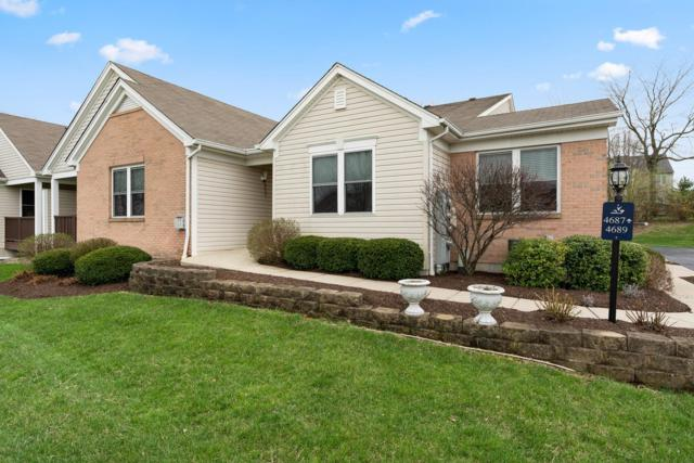4689 Mallard Creek Drive, Mason, OH 45040 (#1617174) :: The Chabris Group
