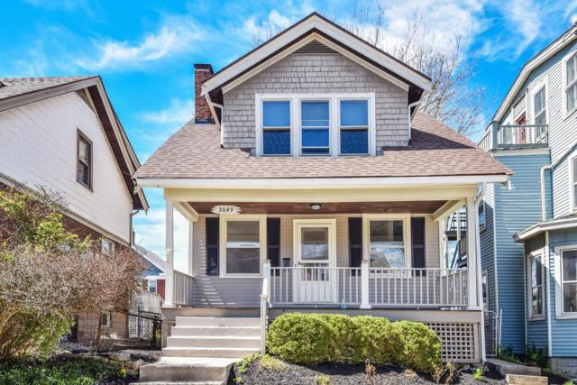 3649 Besuden Court, Cincinnati, OH 45208 (#1617459) :: Chase & Pamela of Coldwell Banker West Shell