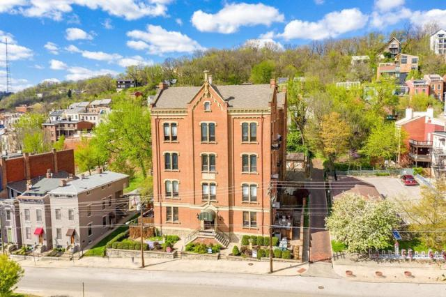 412 Liberty Hill 1B, Cincinnati, OH 45202 (#1618115) :: Chase & Pamela of Coldwell Banker West Shell