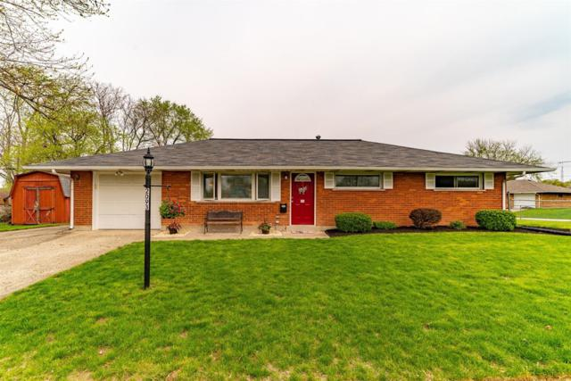 2093 Mattis Drive, Miami Twp, OH 45439 (#1618445) :: Chase & Pamela of Coldwell Banker West Shell