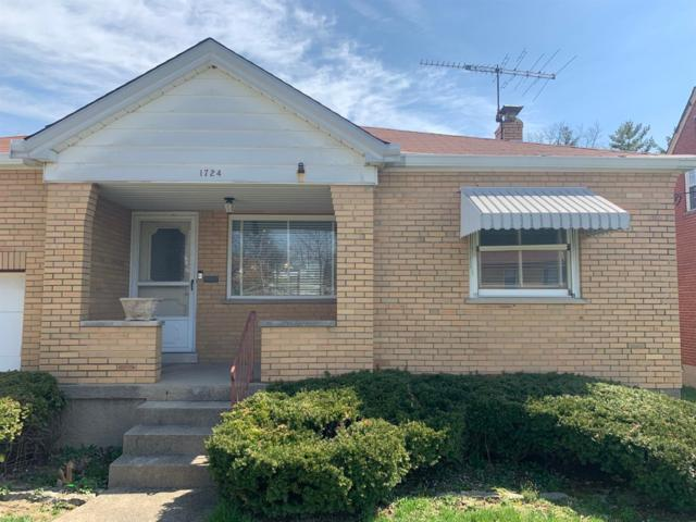 1724 Hillfred Lane, Cincinnati, OH 45238 (#1618807) :: Chase & Pamela of Coldwell Banker West Shell