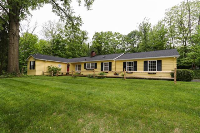 7635 Demar Road, Indian Hill, OH 45243 (#1621648) :: Chase & Pamela of Coldwell Banker West Shell