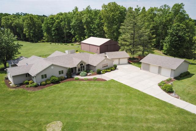 13213 W County Line Rd, Moores Hill, IN 47032 (#1622838) :: Drew & Ingrid | Coldwell Banker West Shell