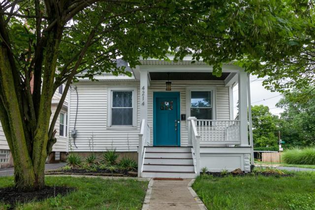 4214 Marburg, Cincinnati, OH 45209 (#1626382) :: Chase & Pamela of Coldwell Banker West Shell