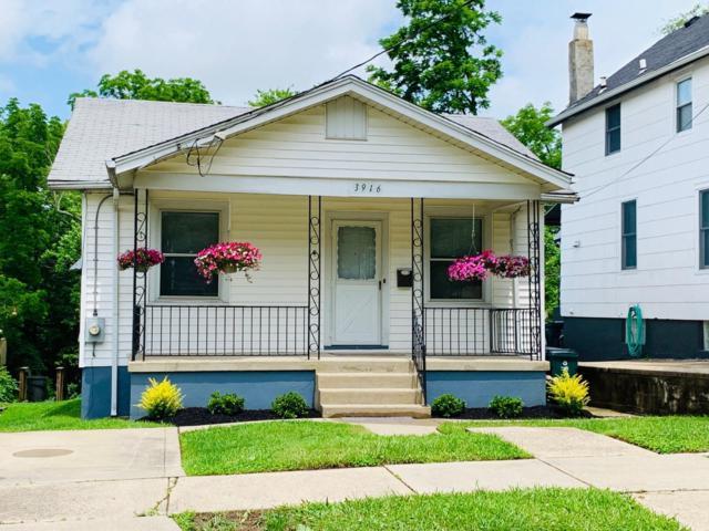 3916 Oak Park Place, Cincinnati, OH 45209 (#1627161) :: Chase & Pamela of Coldwell Banker West Shell