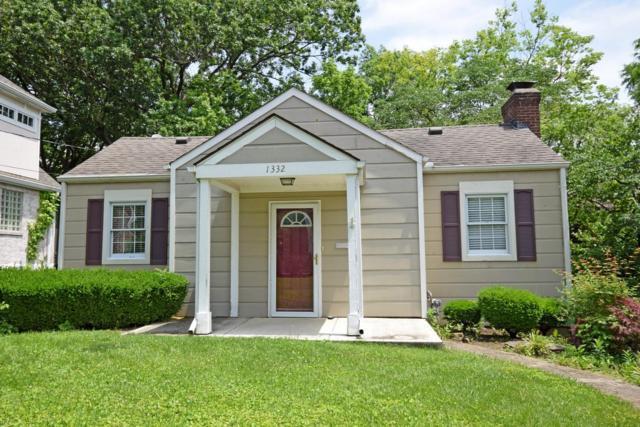 1332 Custer Street, Cincinnati, OH 45208 (#1627556) :: Chase & Pamela of Coldwell Banker West Shell