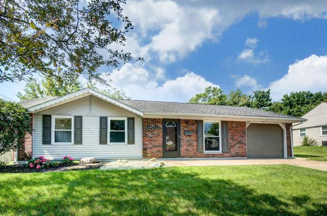 2064 Gayhart Drive, Xenia, OH 45385 (#1628286) :: Drew & Ingrid | Coldwell Banker West Shell
