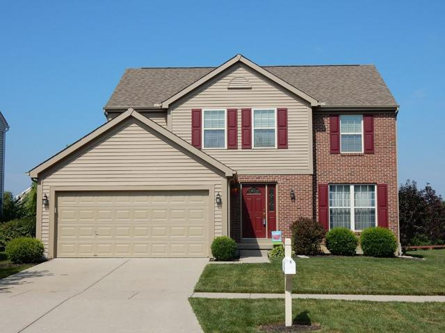 7543 Harmill Court, Hamilton Twp, OH 45039 (#1628769) :: Drew & Ingrid | Coldwell Banker West Shell
