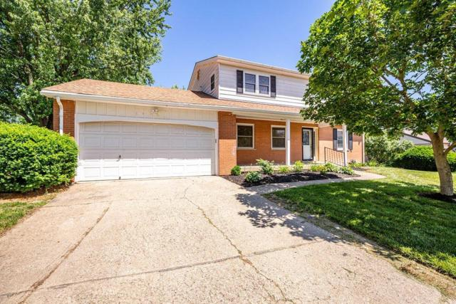 417 Cloverwood Drive, Mason, OH 45040 (#1630554) :: Drew & Ingrid | Coldwell Banker West Shell
