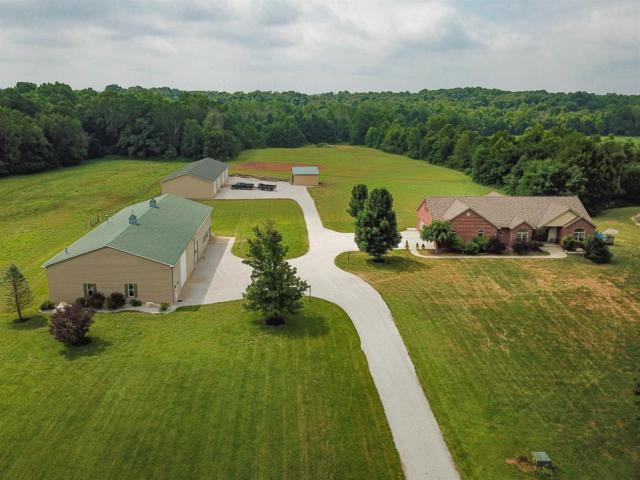 6716 E State Road 48, Milan, IN 47031 (#1630824) :: Drew & Ingrid | Coldwell Banker West Shell