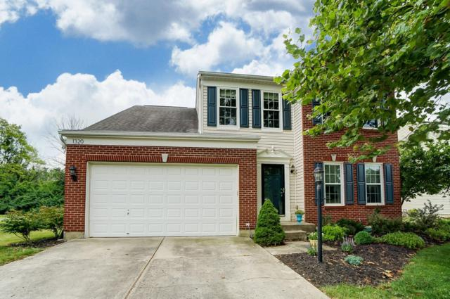 1320 Harvest Run Drive, Lebanon, OH 45036 (#1631125) :: Chase & Pamela of Coldwell Banker West Shell