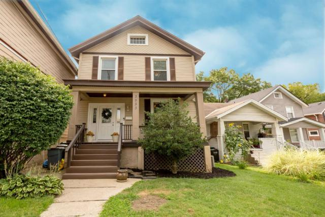 3953 Marburg Avenue, Cincinnati, OH 45209 (#1632280) :: Chase & Pamela of Coldwell Banker West Shell