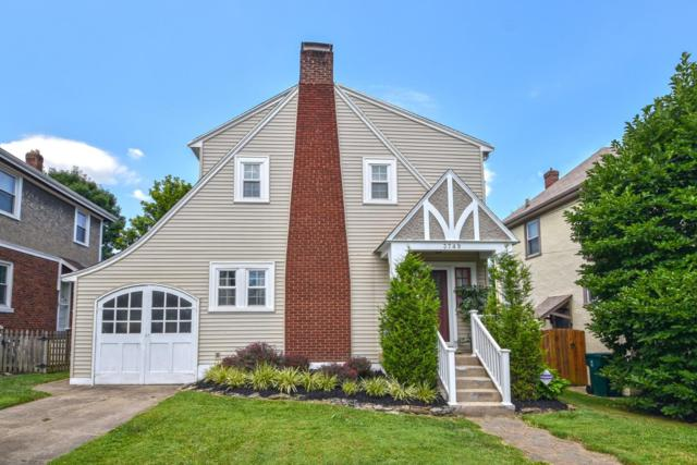 3749 Marburg Avenue, Cincinnati, OH 45209 (#1633117) :: Chase & Pamela of Coldwell Banker West Shell
