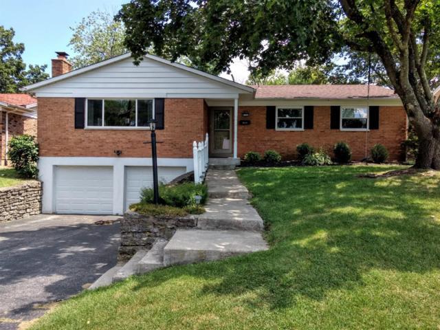8580 Hallridge Court, Springfield Twp., OH 45231 (#1633353) :: Drew & Ingrid | Coldwell Banker West Shell