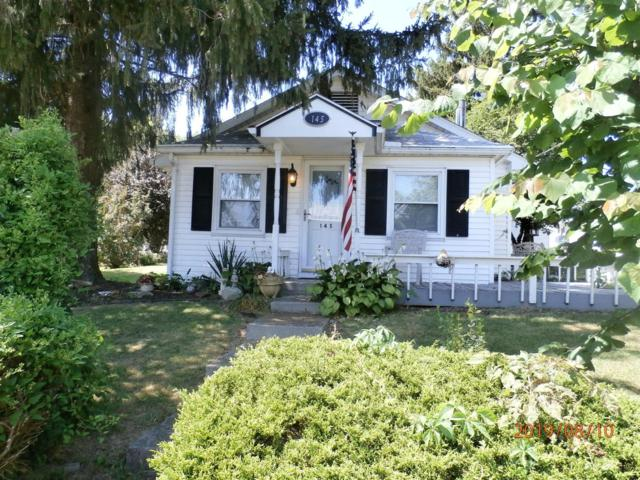 145 Pleasant Street, Meigs Twp, OH 45660 (#1633624) :: Drew & Ingrid | Coldwell Banker West Shell