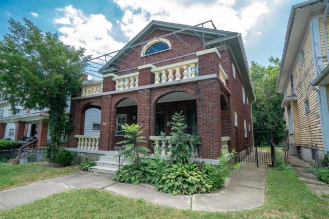 156 Cambridge Avenue, Dayton, OH 45406 (#1633808) :: Drew & Ingrid | Coldwell Banker West Shell