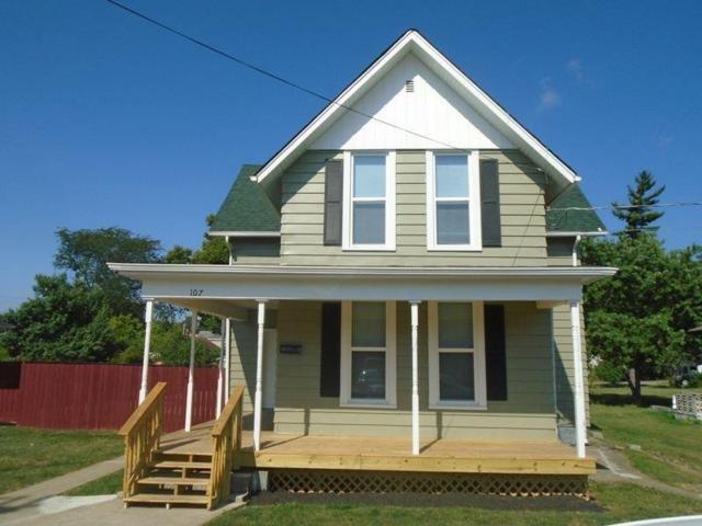 107 N Second Street, Trenton, OH 45067 (#1633994) :: Drew & Ingrid | Coldwell Banker West Shell