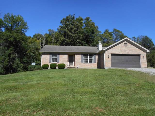458 Gibson Road, Clark Twp, OH 45146 (#1637661) :: Chase & Pamela of Coldwell Banker West Shell
