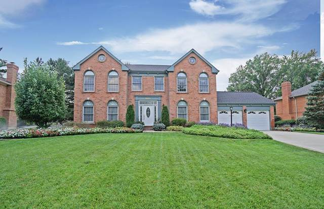 5621 Samstone Court, Blue Ash, OH 45242 (#1637759) :: Chase & Pamela of Coldwell Banker West Shell