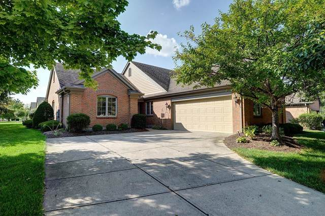 2563 Vienna Estates Drive, Miami Twp, OH 45459 (#1638111) :: Chase & Pamela of Coldwell Banker West Shell