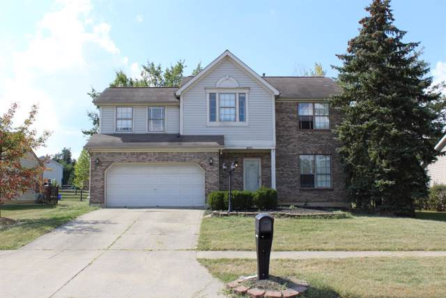 8885 Steeplechase Drive, West Chester, OH 45069 (#1638153) :: Chase & Pamela of Coldwell Banker West Shell