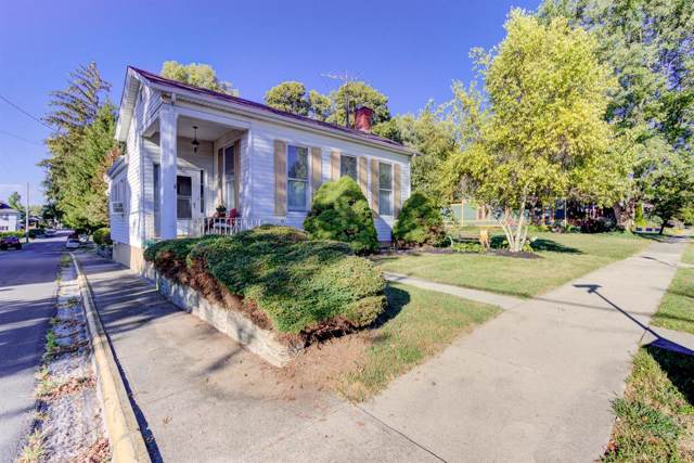 97 E Columbus, Wilmington, OH 45177 (#1638236) :: Chase & Pamela of Coldwell Banker West Shell