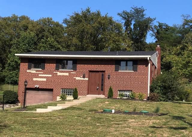 3840 Springoak Drive, Cincinnati, OH 45248 (#1638256) :: Chase & Pamela of Coldwell Banker West Shell