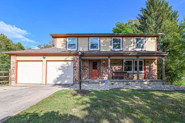 1756 Woodpine Lane, Anderson Twp, OH 45255 (#1638275) :: Chase & Pamela of Coldwell Banker West Shell