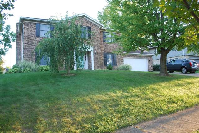 611 Quail Run Rd, Middletown, OH 45044 (#1638364) :: Chase & Pamela of Coldwell Banker West Shell