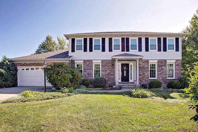 5266 Tasselberry Drive, West Chester, OH 45069 (#1638372) :: Chase & Pamela of Coldwell Banker West Shell