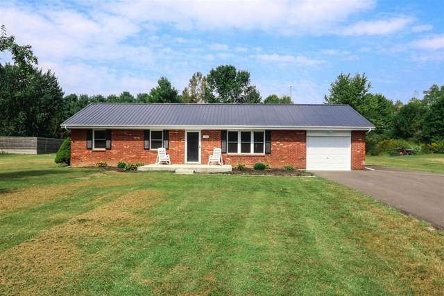 1265 Hales Branch Road, Jefferson Twp, OH 45148 (#1638467) :: The Chabris Group