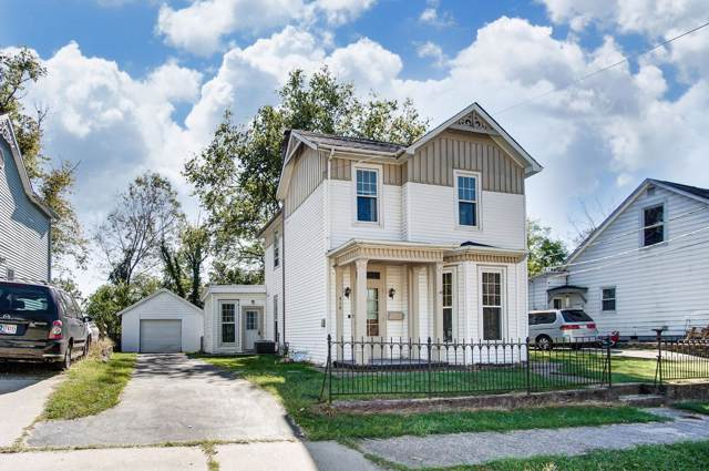 416 Manchester Street, Aurora, IN 47001 (#1638599) :: The Chabris Group