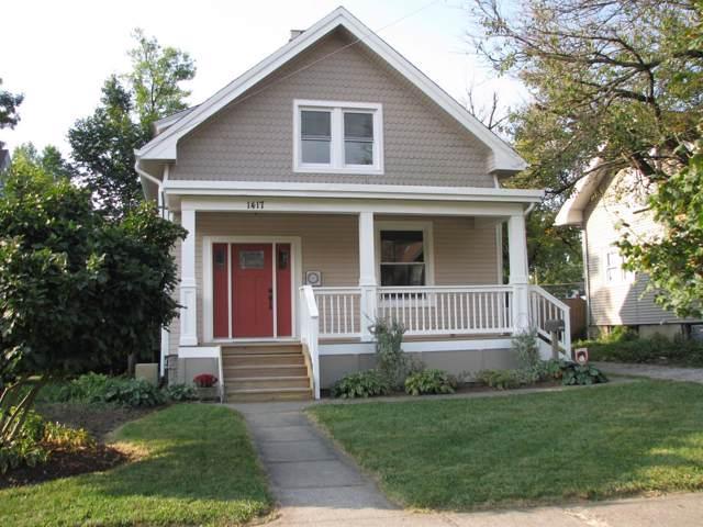 1417 Marlowe Avenue, Cincinnati, OH 45224 (#1638657) :: Chase & Pamela of Coldwell Banker West Shell