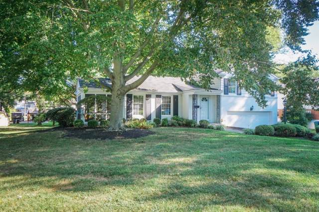 7936 Mitchell Farm Lane, Cincinnati, OH 45242 (#1638746) :: Chase & Pamela of Coldwell Banker West Shell