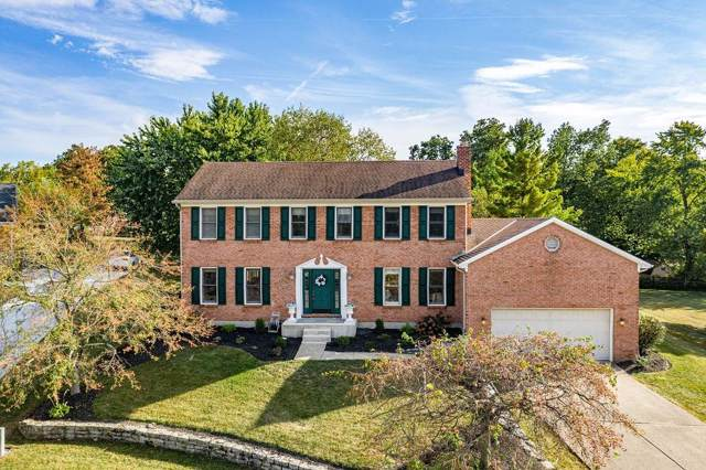 7314 Cinnamon Woods Drive, West Chester, OH 45069 (#1639430) :: The Chabris Group